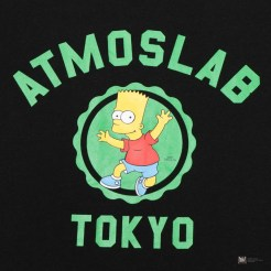 THE SIMPSONS×ATMOS LAB Capsule Collection-26
