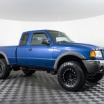 Used Lifted 2003 Ford Ranger Xlt 4x4 Truck For Sale Northwest Motorsport