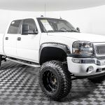Used Lifted 2005 Gmc Sierra 2500 Hd 4x4 Diesel Truck For Sale Northwest Motorsport
