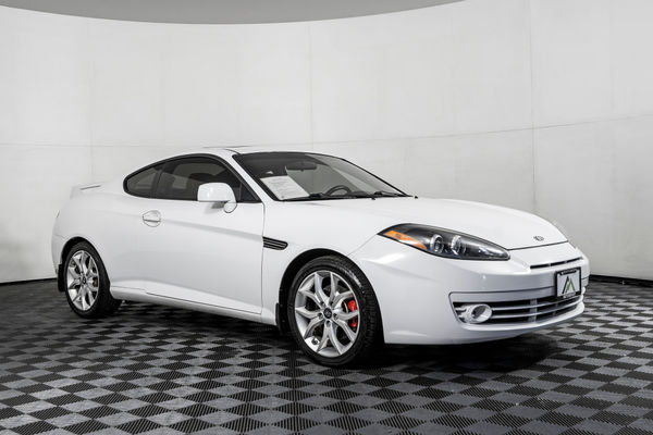 The tiburon was hyundai's first foray into the sports coupe arena in the united states. Used 2007 Hyundai Tiburon Se Fwd Coupe For Sale Northwest Motorsport
