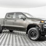 Used Lifted 2019 Chevrolet Silverado 1500 Custom Trail Boss 4x4 Truck For Sale Northwest Motorsport