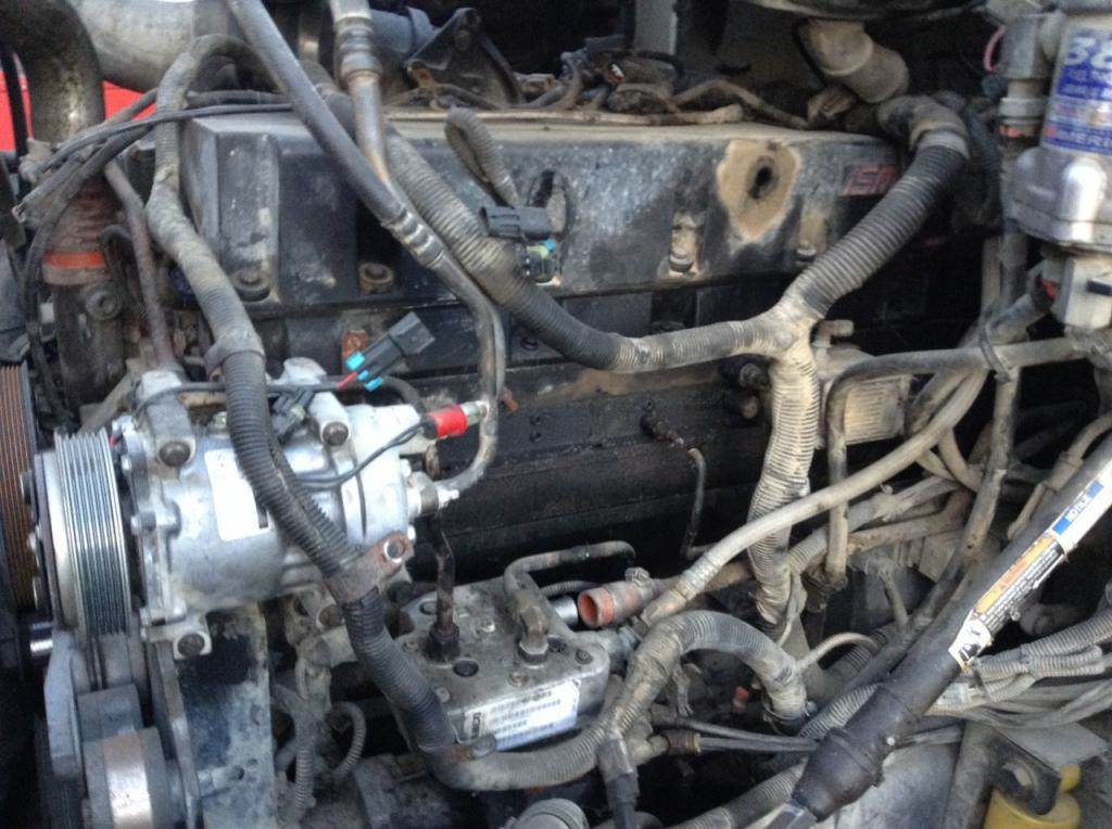 Cummins Ism Engine For A International For Sale