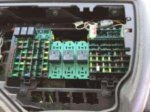 2011 Volvo VNL Fuse Box For Sale   Spencer, IA   24598432