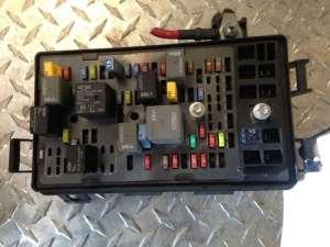 2013 Used MACK Pinnacle Fuse Panel For Sale | Dorr, MI | 21734422 | MyLittleSalesman