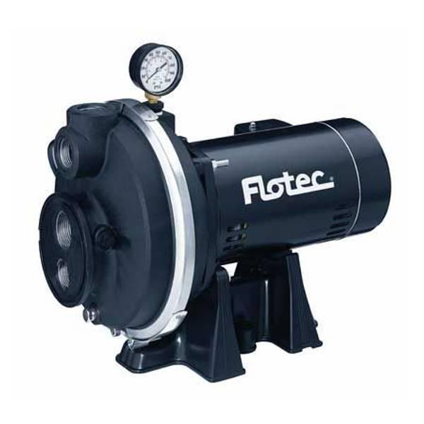 Flotec Thermoplastic Convertible Jet Pump