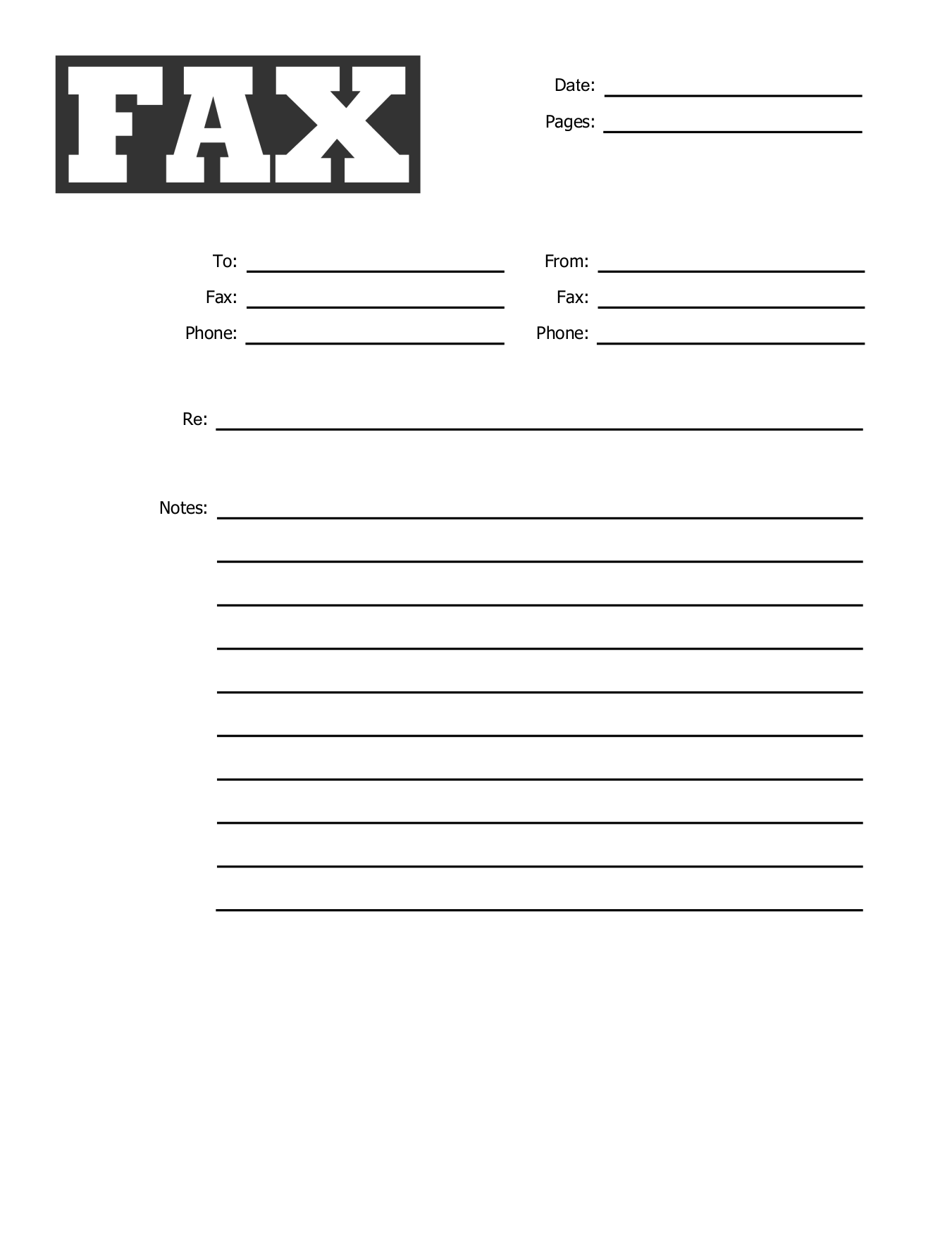 This printable was uploaded at march 09, 2021 by tamble in fax cover sheet. Free Fax Cover Sheets Faxburner