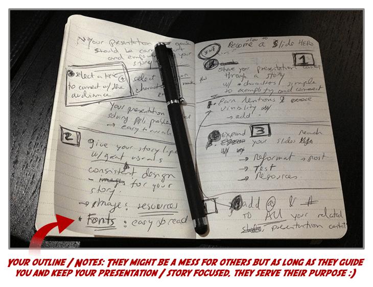 Presentation Outline Notes