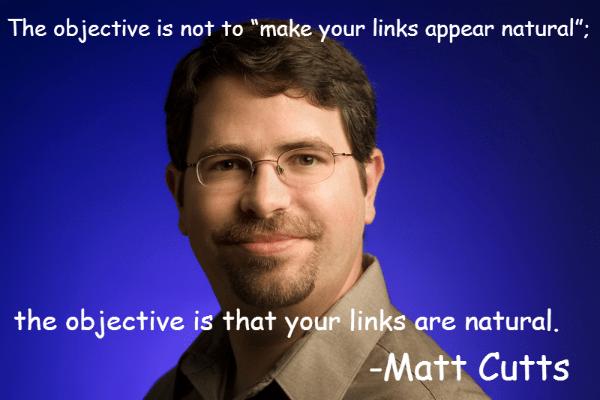 Matt Cutts Quote