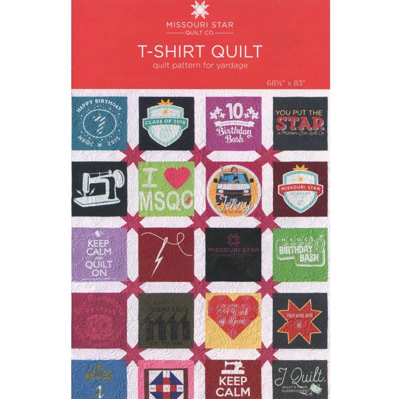 T Shirt Quilt Service