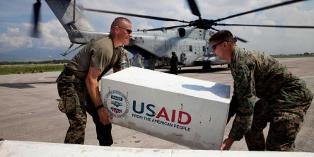 United States Government Assistance to Haiti after Hurricane Matthew | U.S.  Embassy in Haiti