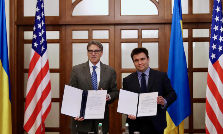 Joint Statement Of The United States Department Energy And Ministry Foreign Affairs Ukraine
