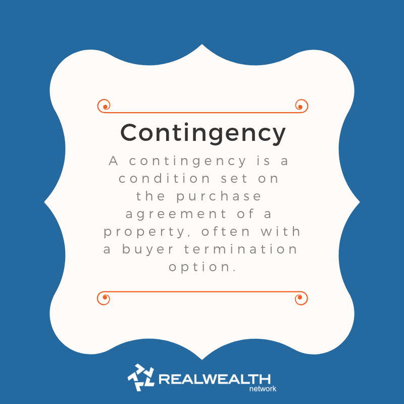 Definition of Contingency image