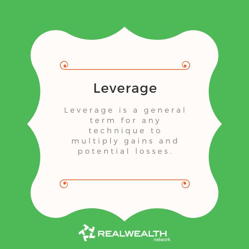 Definition of Leverage Image
