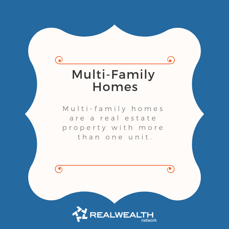 Definition of Multi-Family Homes image