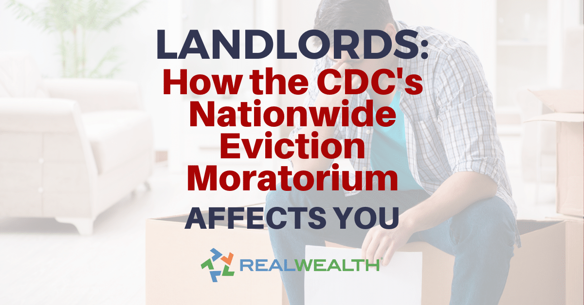 Featured Image for Article - Landlords How the CDCs Nationwide Eviction Moratorium Affects You