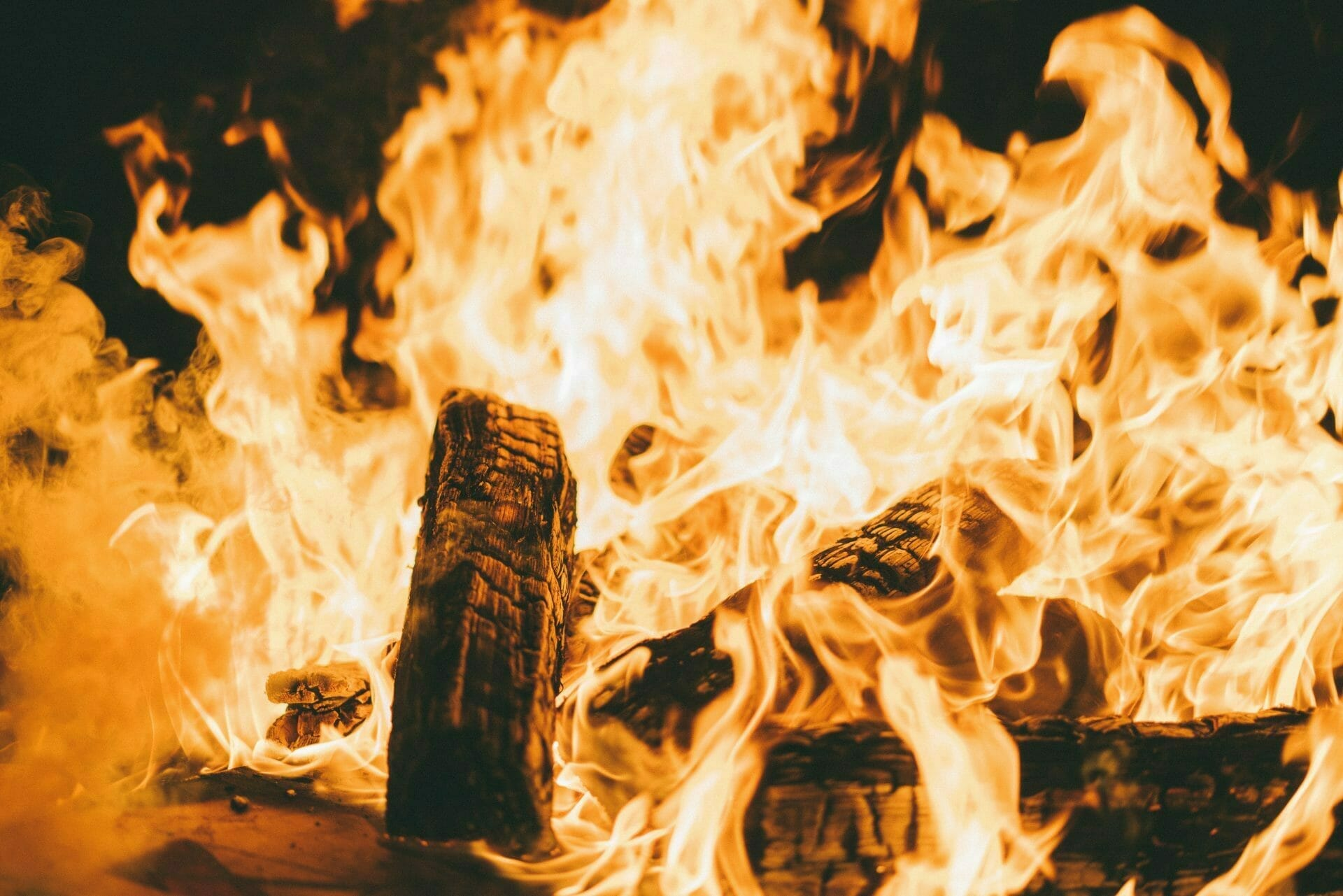 Picture of fire for Real Wealth Show Podcast Episode #664