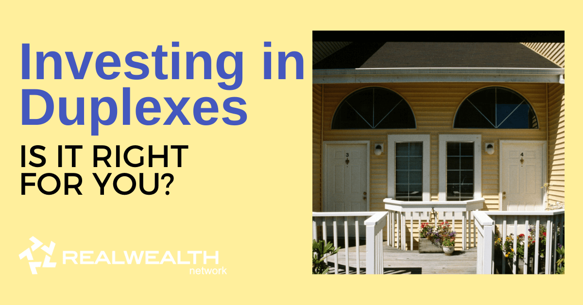 Is Investing in Duplexes Right for You? Breaking Down the Pros & Cons [Free Investor Guide]