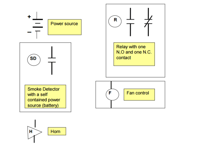 solved provide a schematic wiring diagram indicating the