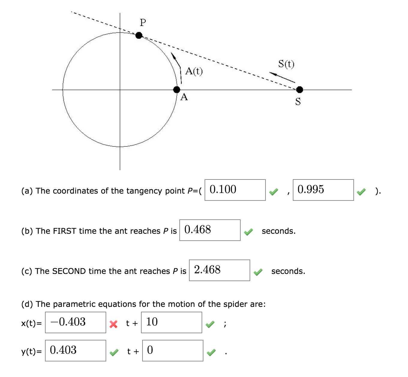 Unit Circle Questions With Answers
