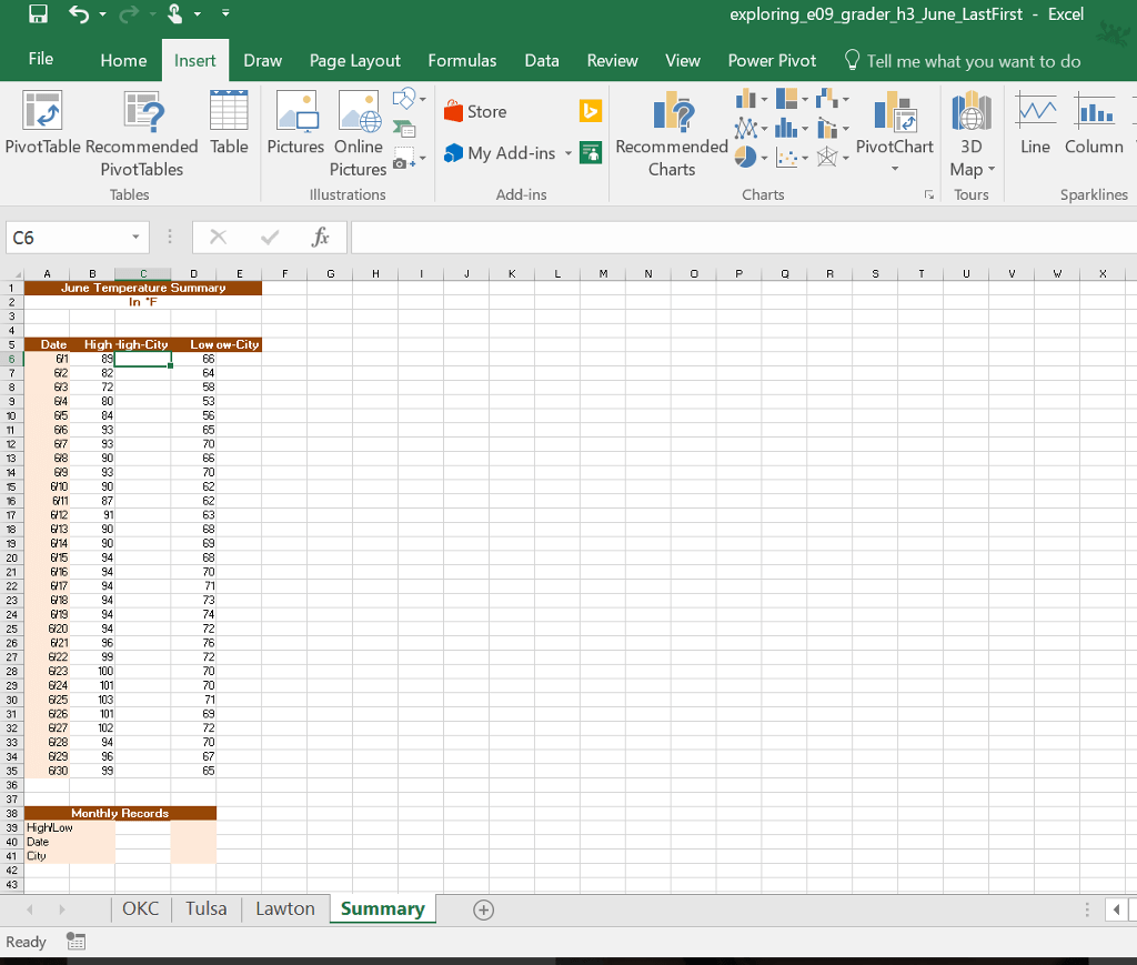 Solved Excel Questions Enter A Nested If Function In Cell
