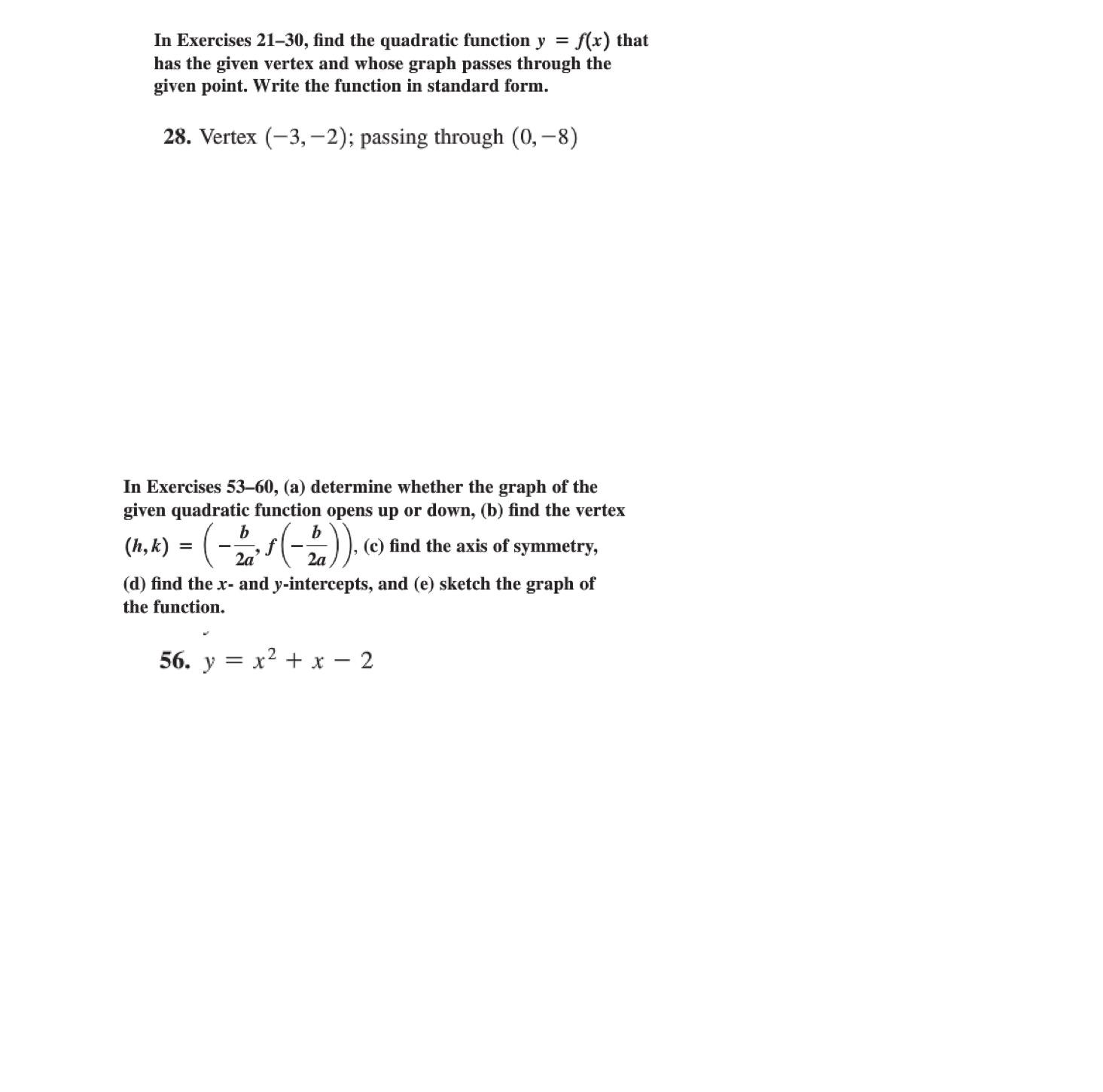 Precalculus Archive