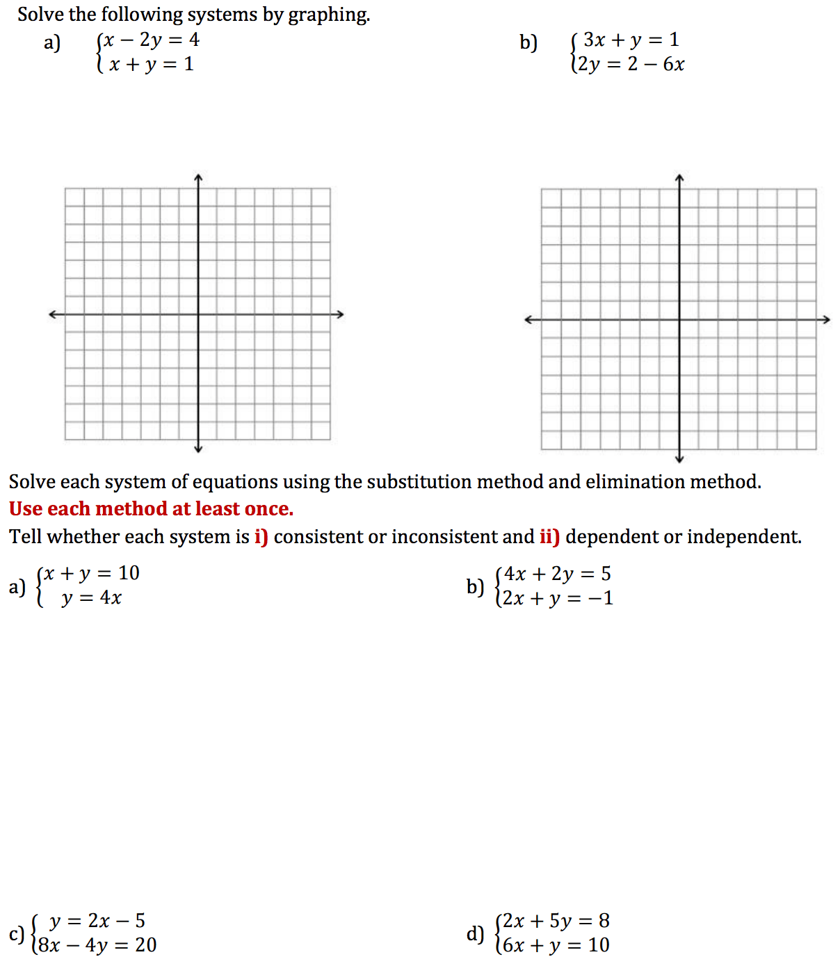 Find The Slope Of A Line Parallel To Graph Each Equation