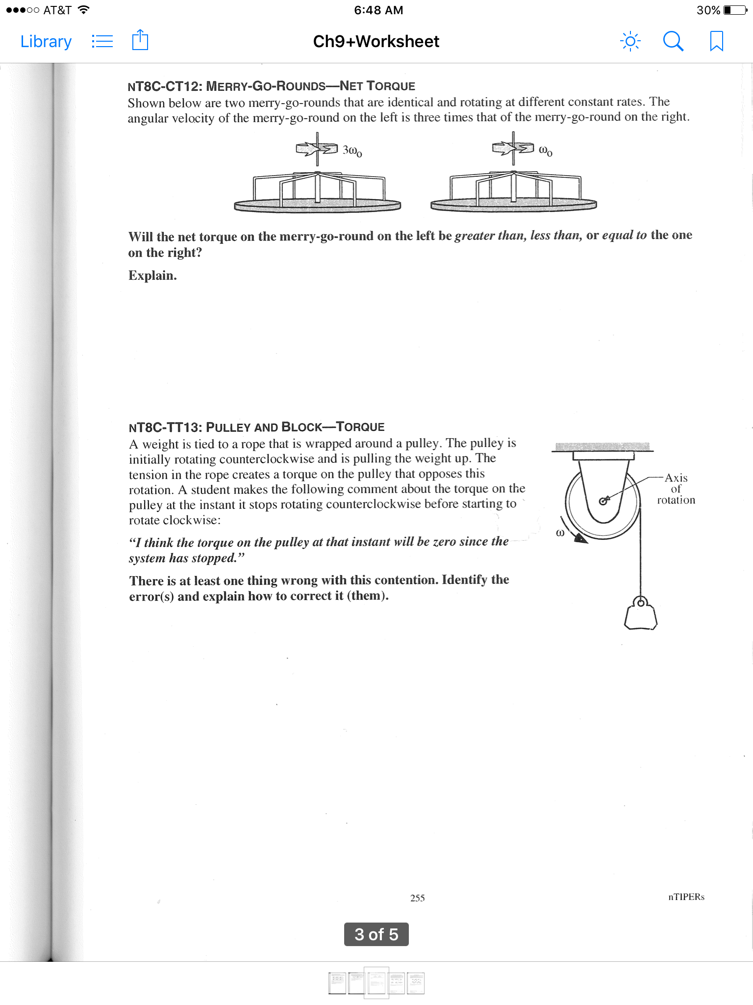 Solved Oo At Amp T 6 48 Am 30 E Library Ch9 Worksheet Nt8c C