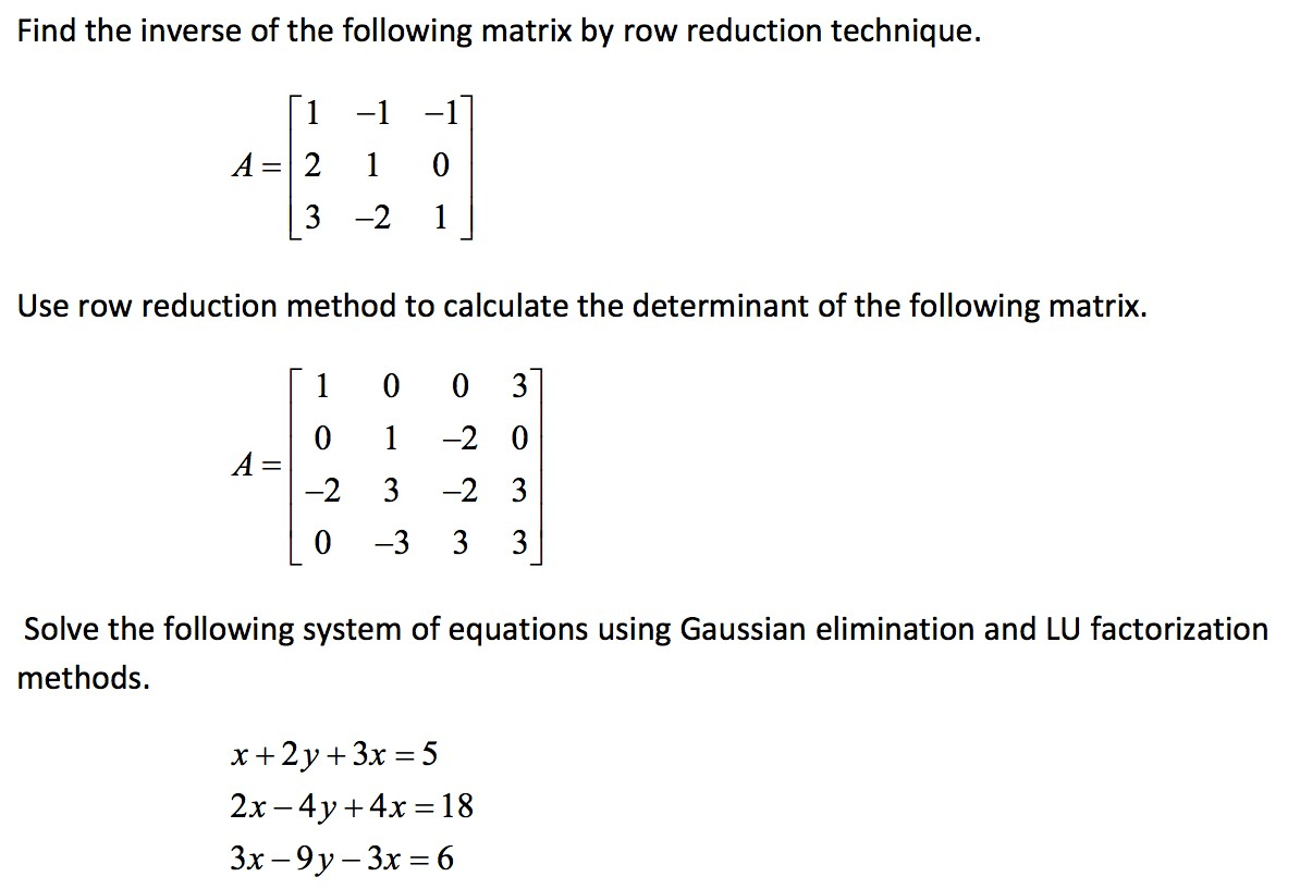 Solve The Following System Of Equations By Using Elimination Method Calculator