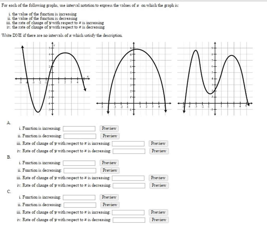 Graphing Calculator Interval Notation Inequality Symbols