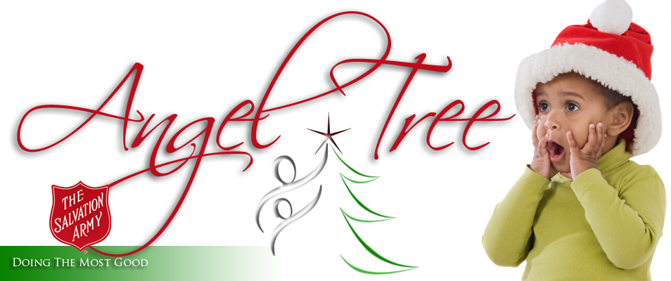 Image result for salvation army angel tree