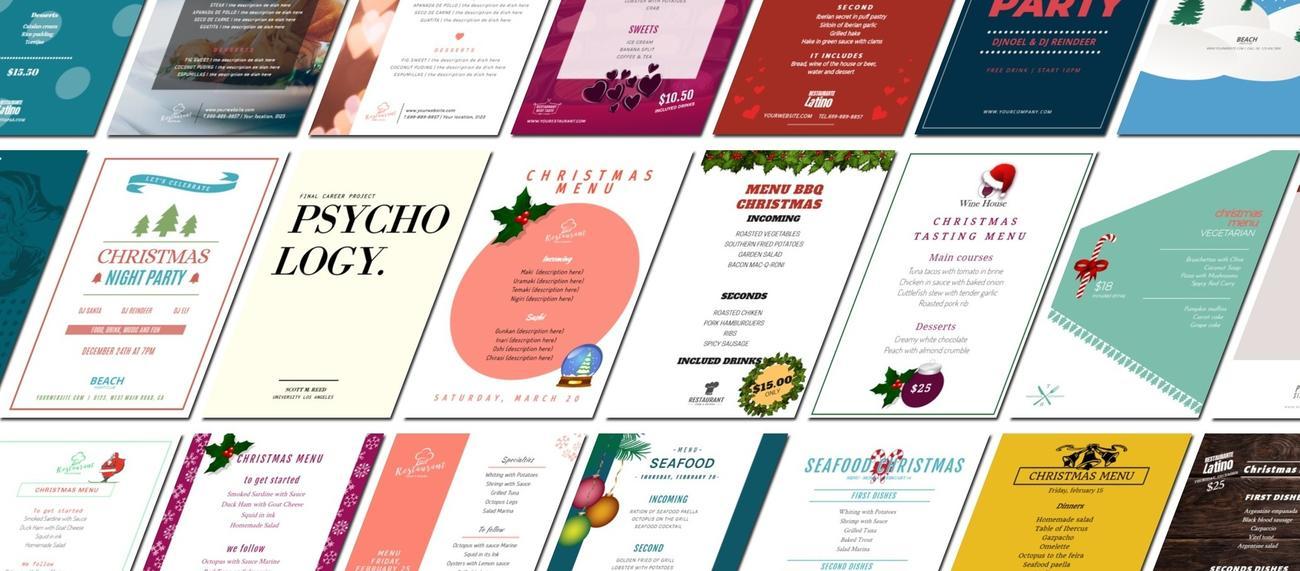 free flyer maker online