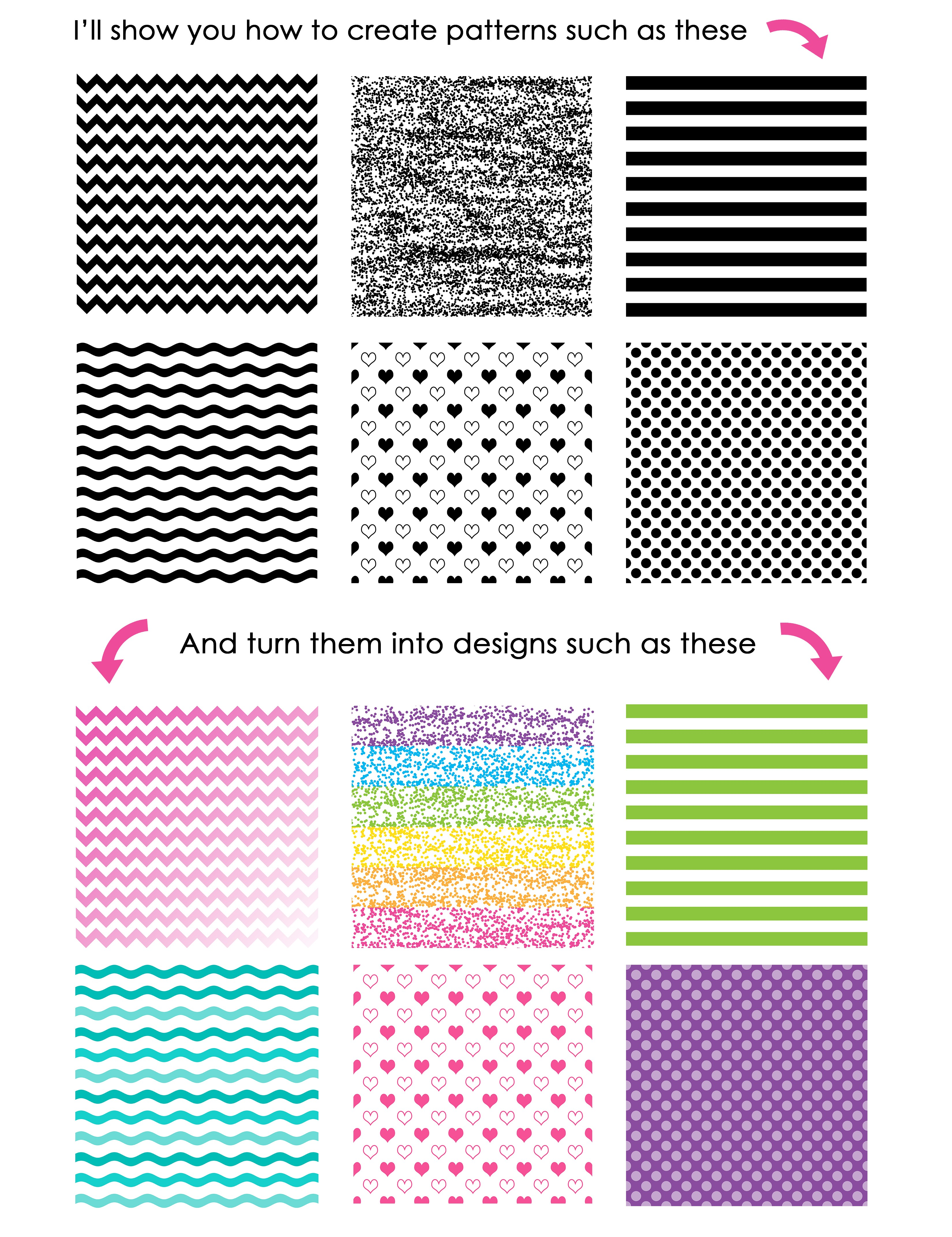 How To Create Patterns In Photoshop And Monetize Your