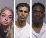Large Group Gathering Leads To Three Arrests On Weapons Charges