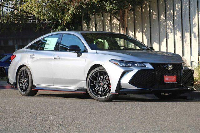 New 2020 Toyota Avalon Trd For Sale In Walnut Creek Ca Toyota Walnut Creek