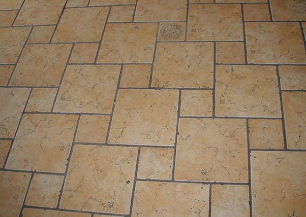 laminate flooring over ceramic tiles