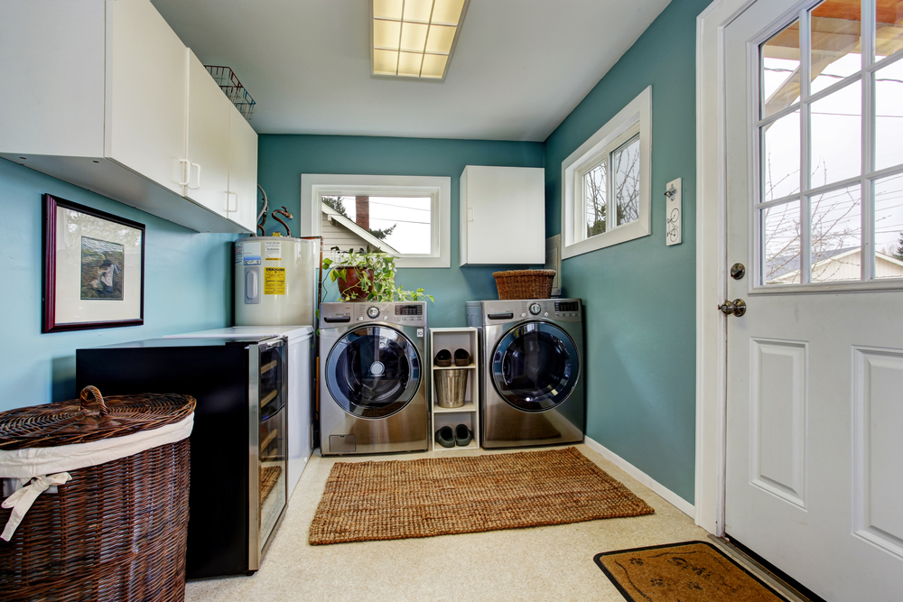 6 Laundry Room Essentials to Keep You Organized ... on Laundry Room Decor Ideas  id=45953
