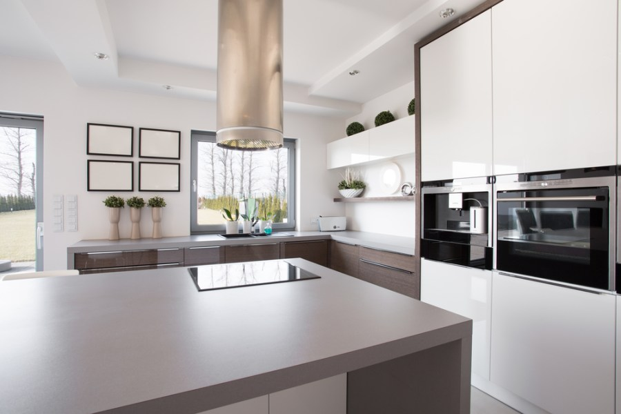 Kitchen Trends And Ideas For A New Year stylish kitchen neutral colors natural light