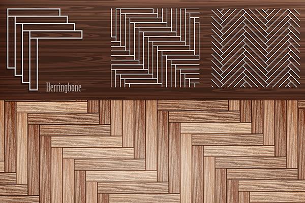 herringbone laminate flooring easy and