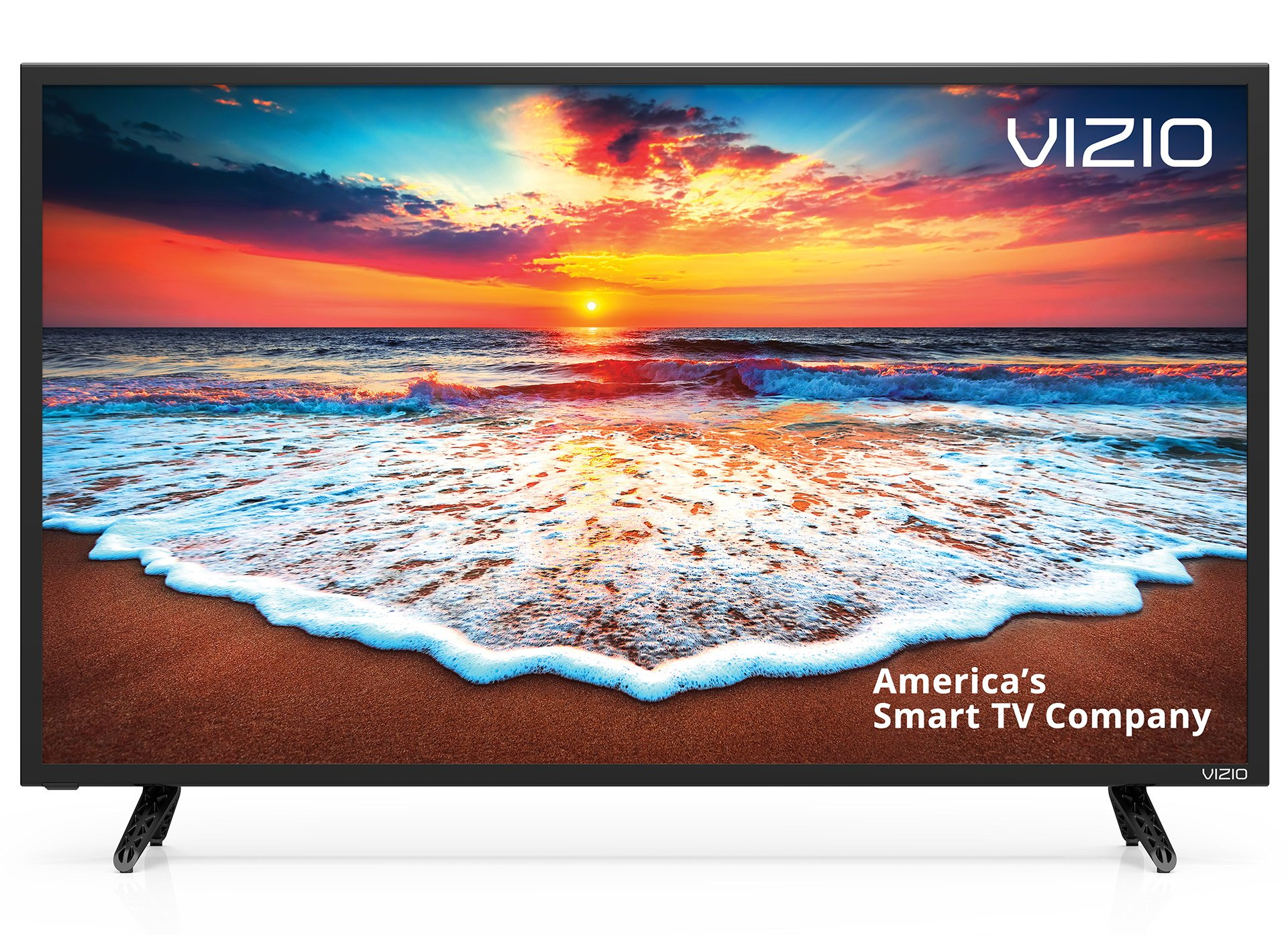 Vizio 32-Inch Full HD LED Smart TV Almost Free With Amex Card