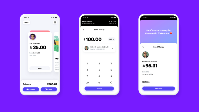 facebook Libra Cryptocurrency launch
