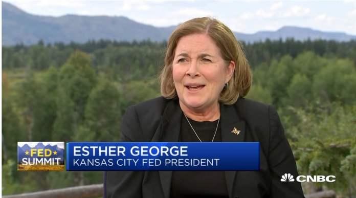 Kansas City Fed President Esther George