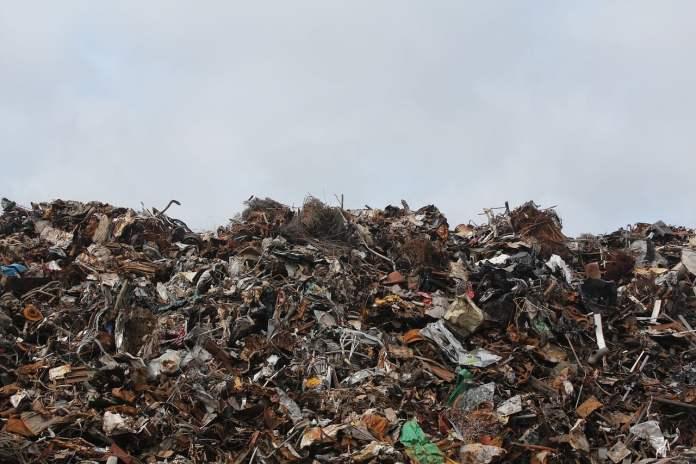 Global Trash Glut
