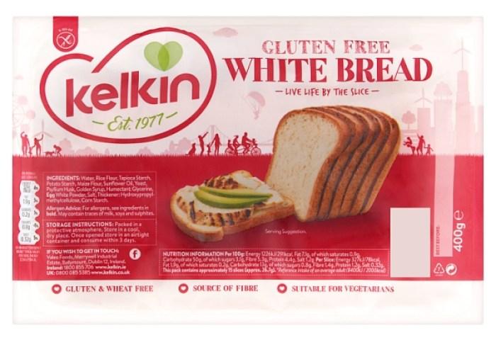 Kelkin Free From White Bread