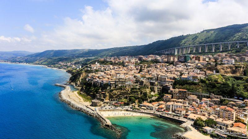 Italy Calabria Catanzaro Vibo Pizzo TRIPinVIEW