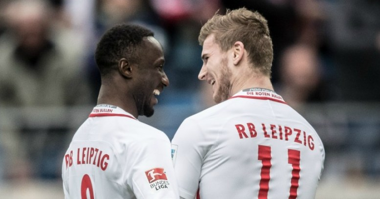 Image result for timo werner and keita