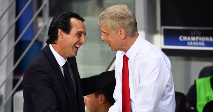 Image result for emery arsenal