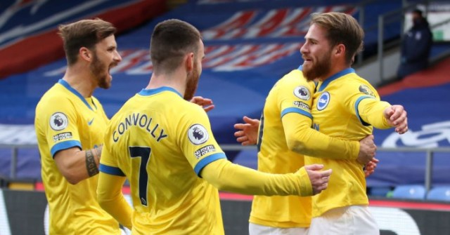 Crystal Palace 1-1 Brighton: Mac Allister rescues a point for the Seagulls  - Football News -