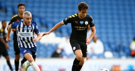 PSG Join Race To Sign Man City Defender Garcia This Summer