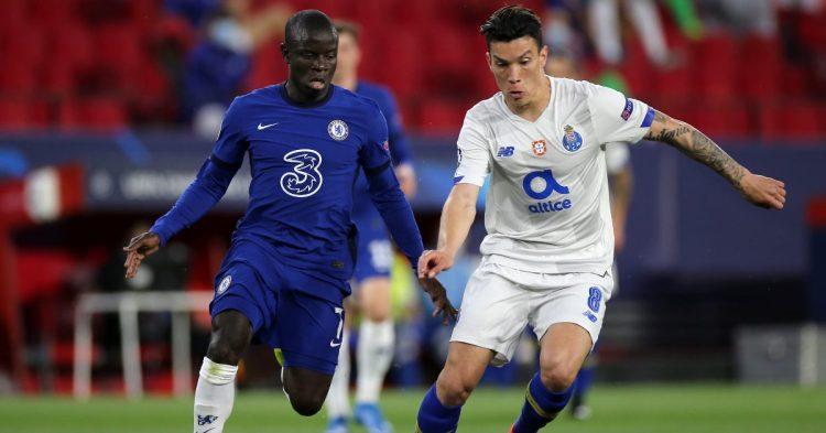 Chelsea 0-1 Porto (2-1 agg): Blues progress through to the ...