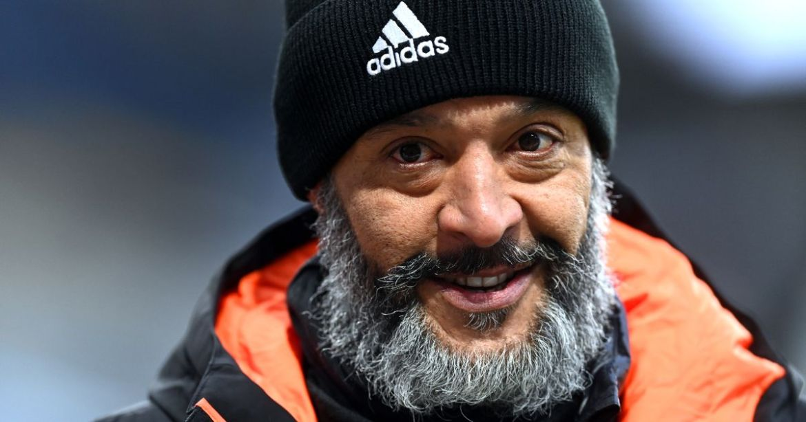 Nuno tells Paratici to sign England 'lieutenant' for Spurs